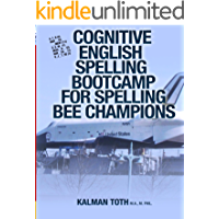 Cognitive English Spelling Bootcamp For Spelling Bee Champions