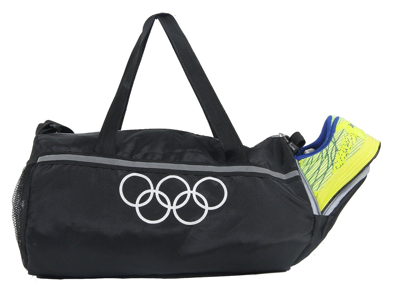 148a502a4ea4 POLE STAR Polyester 26 L Black Gym Bag