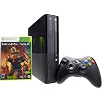 Consola Xbox 360 4GB con Juego Gears of War: Judgment - Bundle Limited Edition