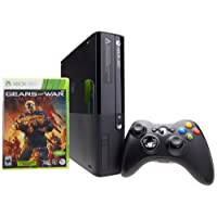 Consola Xbox 360 4GB con Juego Gears of War: Judgment - Bundle Limited Edition