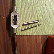 projahn 91013 einschnitt gewindebohrer satz 15 tlg. Black Bedroom Furniture Sets. Home Design Ideas