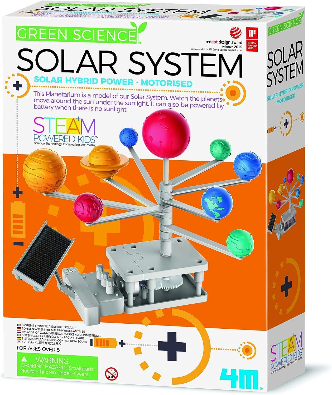 4M- Sistema Solar motorizado, (00-03416): Amazon.es: Juguetes y juegos