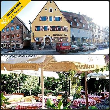 Reiseschein 3 Tage Im Hotel Landgasthof Nurnberger Hof In
