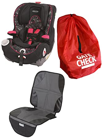 Graco Smart Seat All In One Car With Gate Check Bag