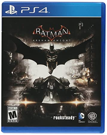 Amazon.com: Batman: Arkham Knight - PlayStation 4: Whv Games ...