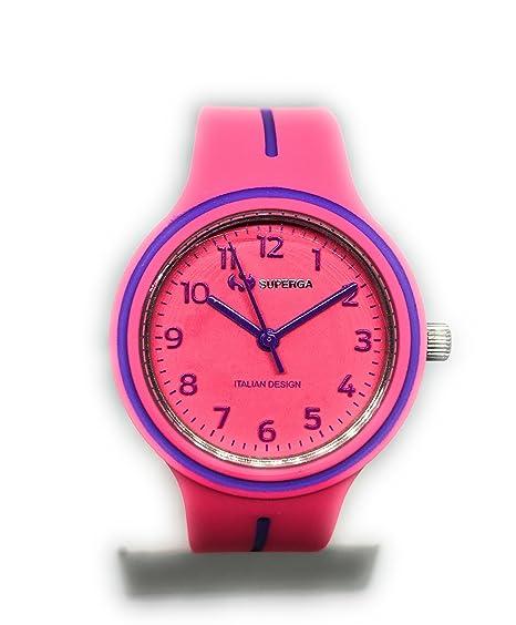 Reloj Superga Junior Time Only Rosa Cipria STC049