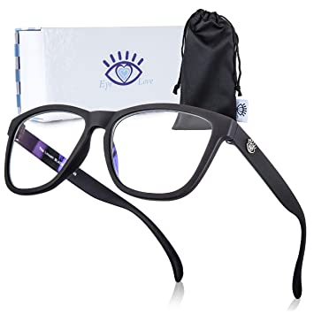 9969140dcf4a8 Amazon.com  Blue Light Blocking Glasses for Women   Men
