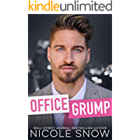 Office Grump: An Enemies to Lovers Romance book cover