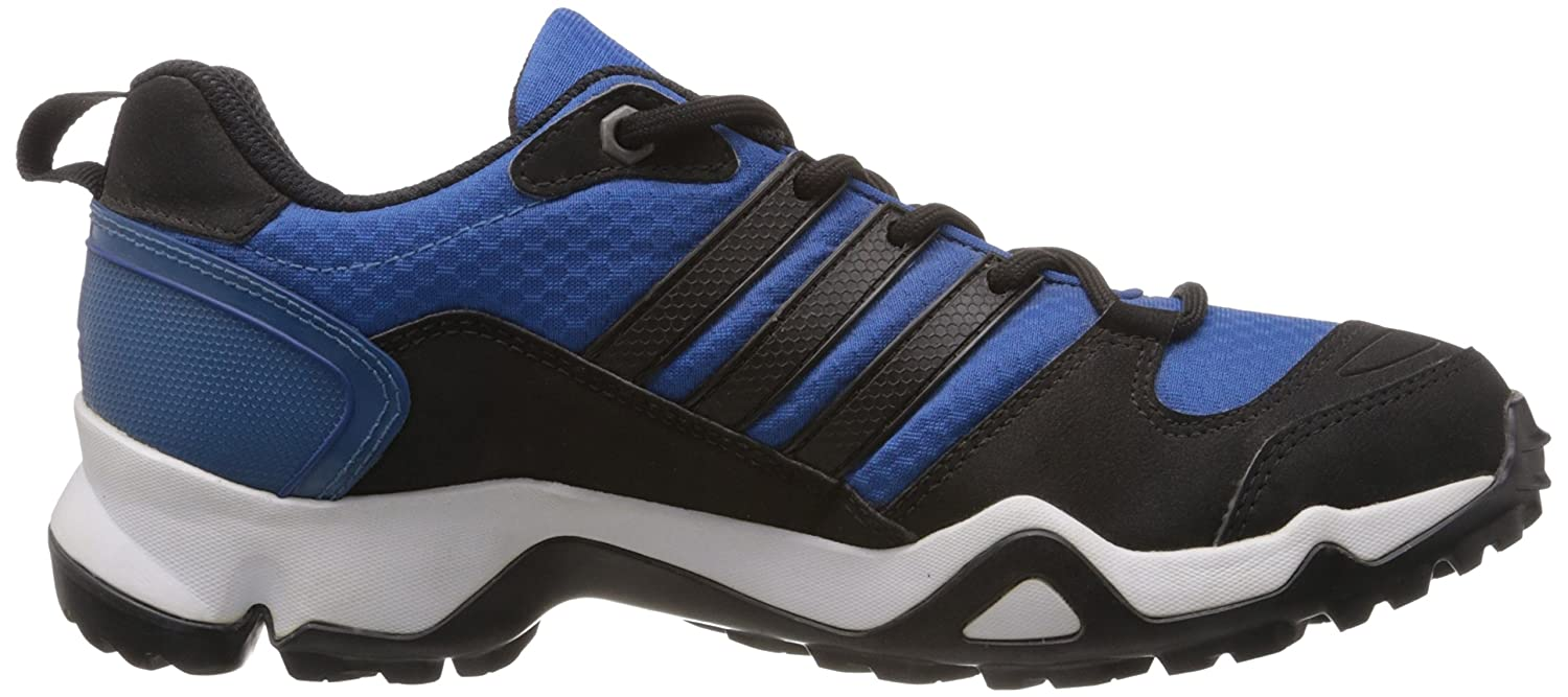 adidas Men's Zetroi Black, Electric Blue and White Trekking and Hiking  Footwear Boots - 12 UK: Buy Online at Low Prices in India - Amazon.in