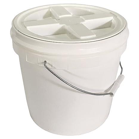 Amazoncom 2 Gallon Food Grade Bucket With Gamma Seal Lid Bundle
