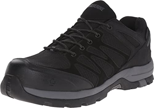 Wolverine Boots Men Fletcher W10578 Waterproof CarbonMax Safety Toe Hiking Shoes