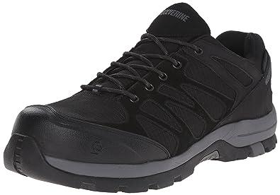 3c5102e8d6d7 Wolverine Fletcher Low CarbonMax Waterproof Hiking Shoe Men 7 Black
