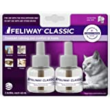 Feliway 30 Day Diffuser Refill for Cats, Pack of 2, 2 CT