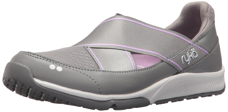 Ryka Women's klick Sneaker B0757CXYX1 10 B(M) US|Frost Grey/White