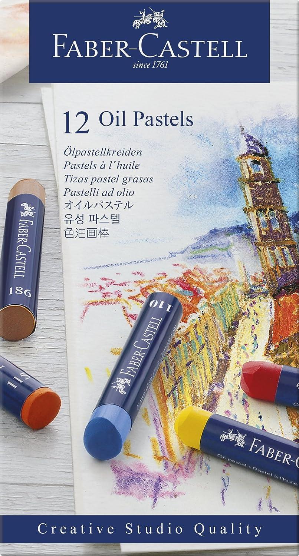 Faber-Castell Creative Studio Oil Pastels Box 24 FC127024