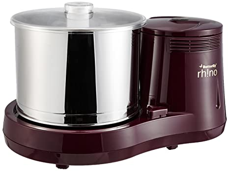 Buy Butterfly Rhino 2 Litre Table Top Wet Grinder Cherry Online At