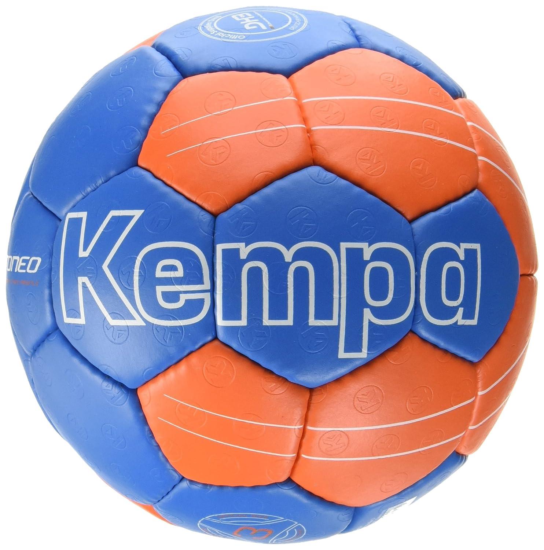 Kempa Toneo Competition Profile Balón de Balonmano, Unisex, Azul ...