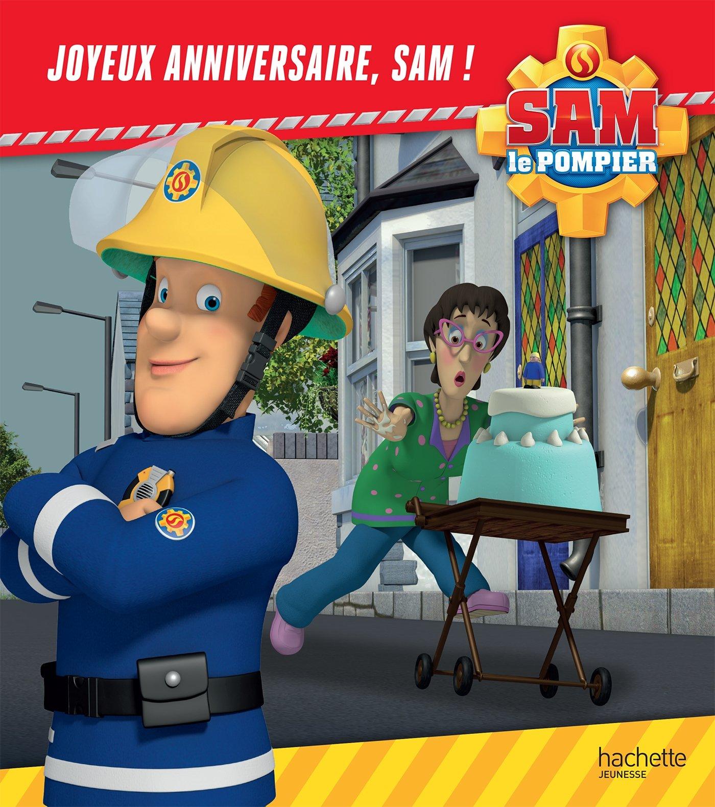 Gut gemocht Amazon.fr - Sam le pompier - Joyeux anniversaire, Sam ! - Anne  LA93