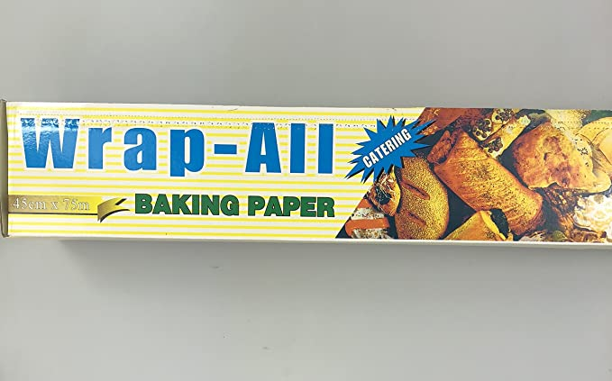 Baking Accs. & Cake Decorating 45cm Baking Parchment Roll Last Style Home & Garden
