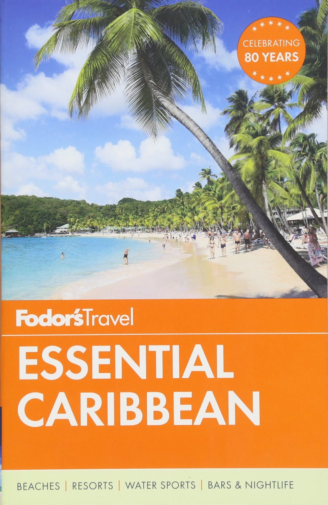 St Barthelemy - Guidebook Chapter. Chapter from Caribbean Islands Travel Guide Book