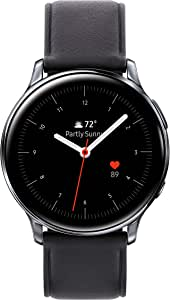 Samsung Galaxy Watch Active 2 (40MM, GPS, Bluetooth, Unlocked LTE) Smart Watch with Advanced Health Monitoring, Fitness Tracking , and Long Lasting Battery - Black- (US Version)