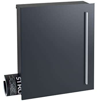 Mocavi Box 110 Qualitats Briefkasten Anthrazit Ral 7016 Mit