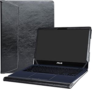 """Alapmk Protective Case Cover for 13.3"""" ASUS ZenBook 13 UX331 UX331UN UX331UA UX331UN-WS51T Laptop(Warning:Only fit Model UX331UN UX331UA,Not fit Model UX330UA UX370UA UX360UA),Black"""