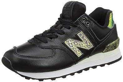 New Balance Wl574v2 Glitter Pack, Zapatillas para Mujer: Amazon.es: Zapatos y complementos