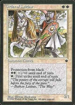 amazon magic the gathering order of leitbur fallen empires