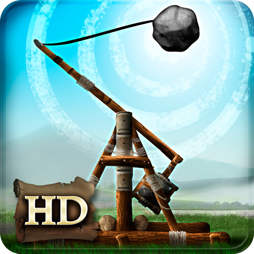 Castle Clout HD - Launch Missiles By Trebuchet to Crush and Destroy Your Enemies