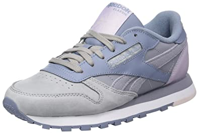 Reebok Women s Cl Lthr Pm Running Shoes 414f4f618