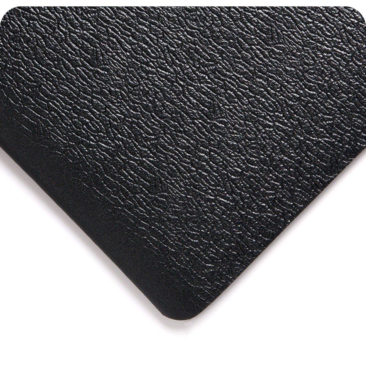 Black 31 Length x 3 Width x 3//8 Thick Wearwell 427.38x3x31BK Soft Step Mat