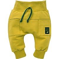 Pinokio - Secret Forest - Baby Niños Bebé Unisex Pantalones Leggings Pants Amarillo 100% Algodón Pantalón 62-104 cm