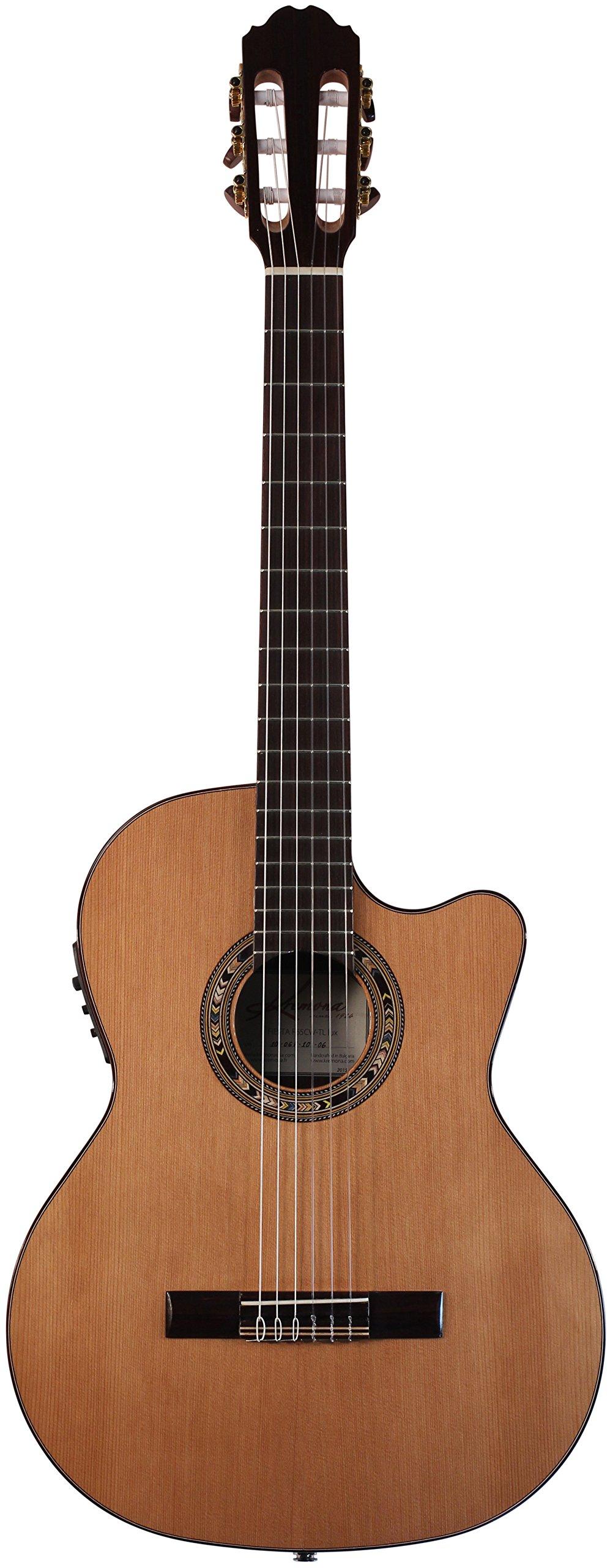 kremona 6 string acoustic electric guitar size 1 fiesta tl guitar affinity. Black Bedroom Furniture Sets. Home Design Ideas