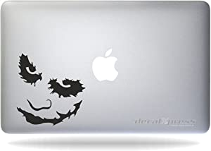 Joker Smile - Sticker Decal MacBook, Air, Pro All Models
