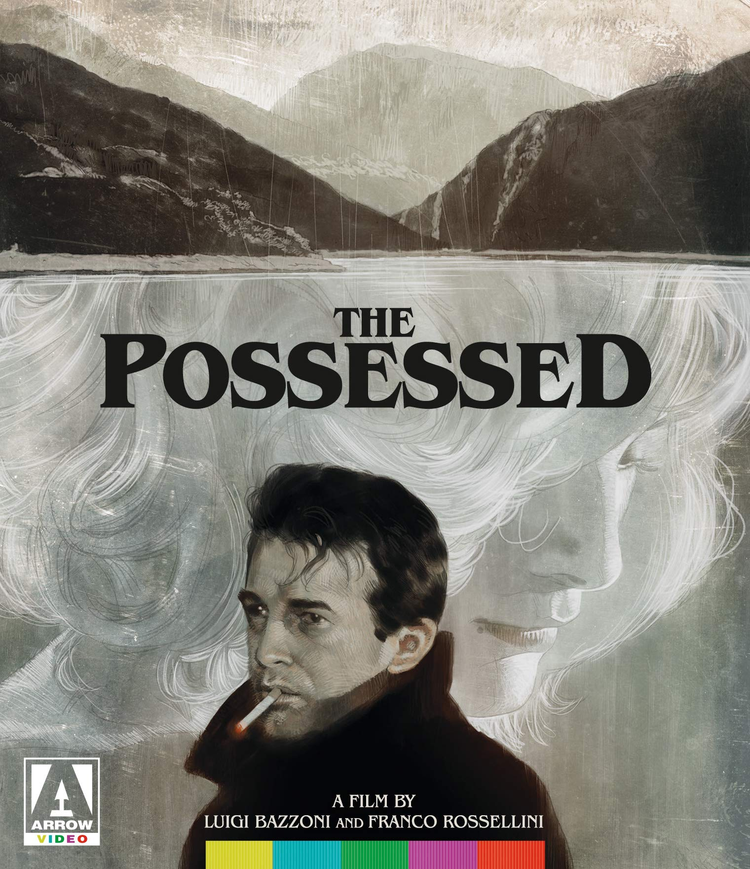 Blu-ray : The Possessed (Blu-ray)