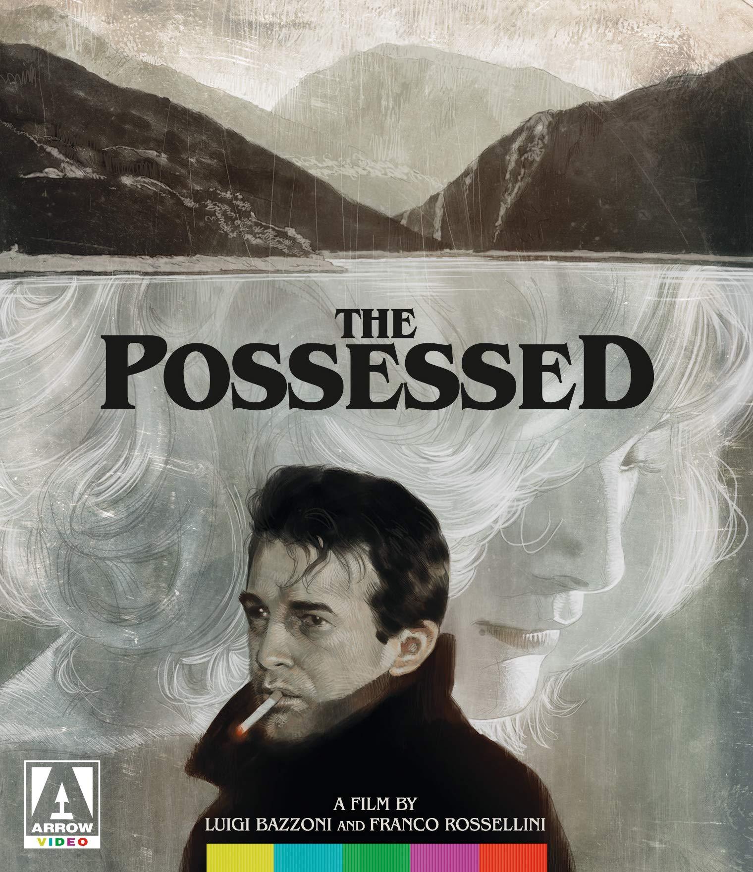 Blu-ray : The Possessed (Blu-ray)