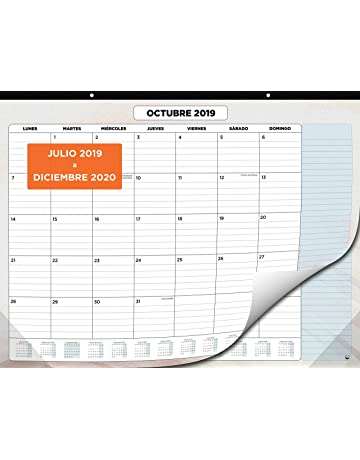 Amazon.es: Calendarios de pared: Oficina y papelería