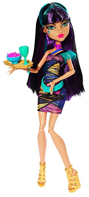 Monster High Toy  Creepateria  Cleo De Nile Fashion Doll Amazon
