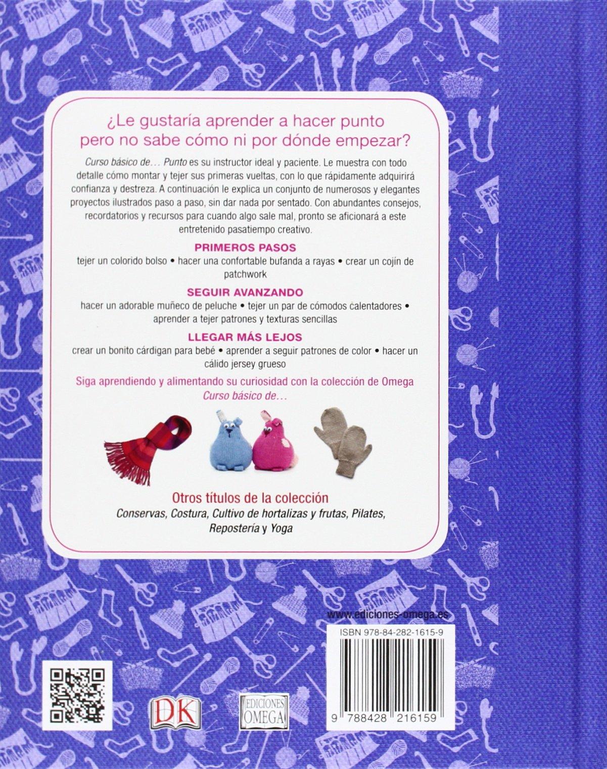 Curso Básico De... Punto (Cursos básicos): Amazon.es: Susie Johns, T ...