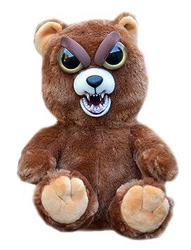 Feisty Pets Sir Growls-A-Lot FP-BEAR - Oso de peluche: Amazon.es: Juguetes y juegos