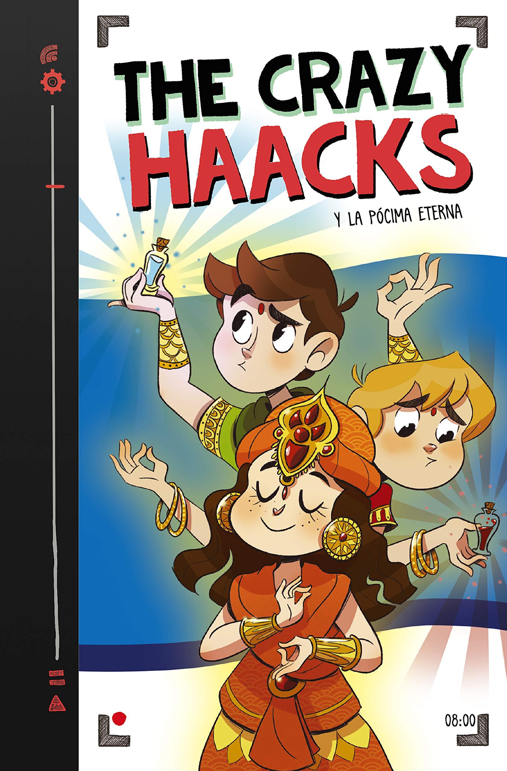 the crazy haacks libro