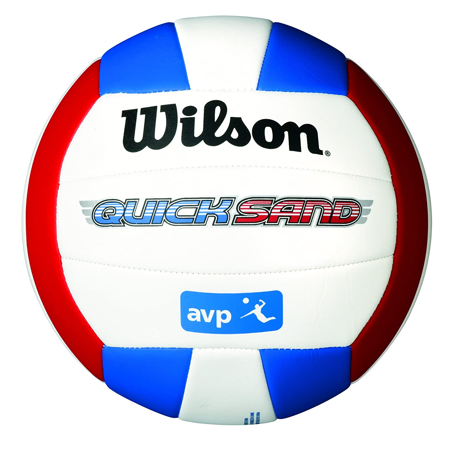 Wilson - Quicksand ace volley - Ballon de volley - Blanc - Taille TU Amer Sports Uk (wilson) WTH4893ID