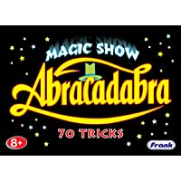 Frank Abracadabra Magic Show Game For 8-Year-Old Kids And Above
