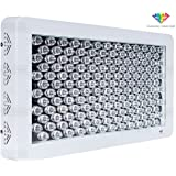 Advanced LED Lights - Full Spectrum LED Grow Light for Indoor Plants Vegs and Flowers - Diamond Series LEDs 300w With USA Made Bridgelux Blue and White 3w LEDs