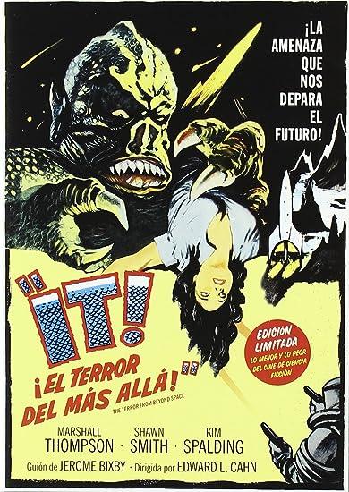 It! The Terror From Beyond Space ¡El Terror Del Mas Alla! DVD ...