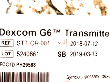 DEXCOM G6 Transmitter Kit