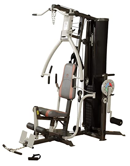 234f048d695 Amazon.com   Marcy Diamond MD 3500 150-Pound Single Stack Home Gym   Sports    Outdoors