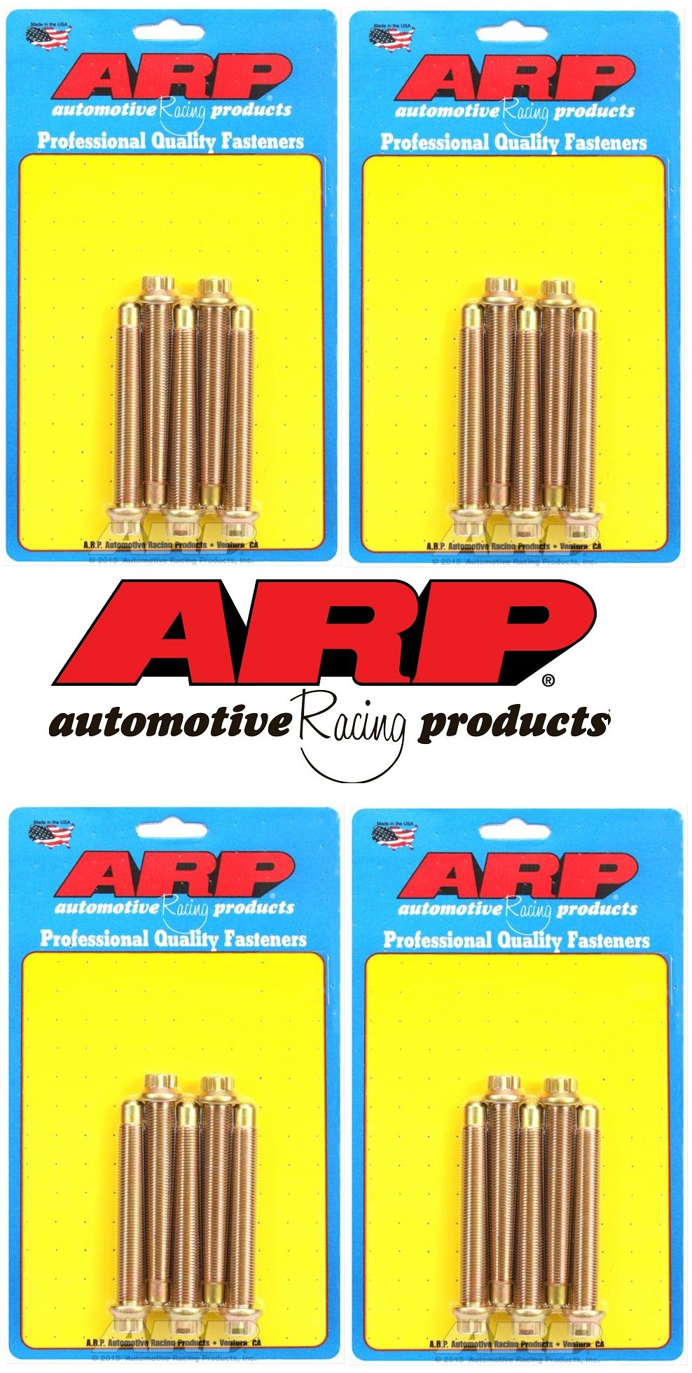 ARP Wheel Stud Kit For Aftermarket Axles (Set of 20)