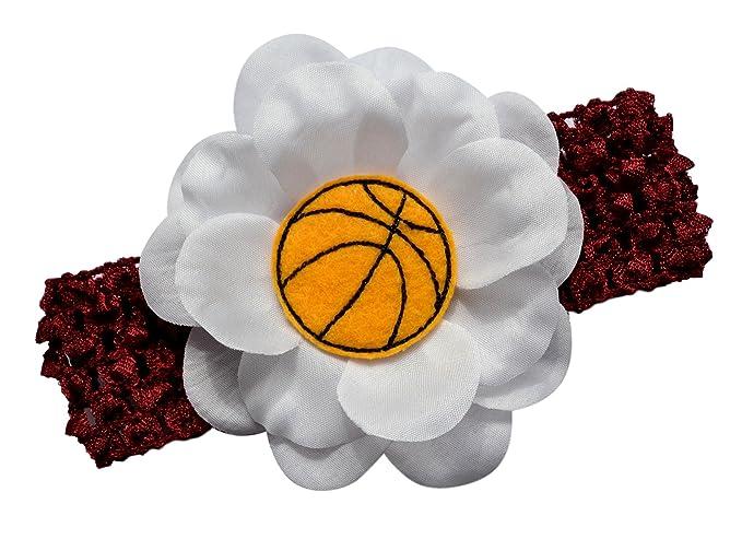 Amazon.com: Para bebé y niño bordado fieltro baloncesto ...